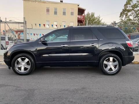 2012 GMC Acadia for sale at G1 Auto Sales in Paterson NJ