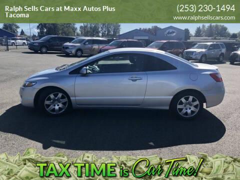 2011 Honda Civic for sale at Ralph Sells Cars at Maxx Autos Plus Tacoma in Tacoma WA