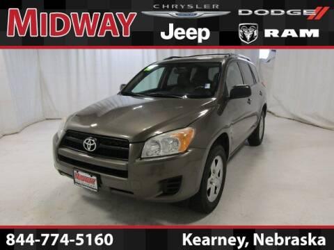 2012 Toyota RAV4 for sale at MIDWAY CHRYSLER DODGE JEEP RAM in Kearney NE