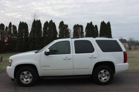 2009 Chevrolet Tahoe for sale at D & B Auto Sales LLC in Washington Township MI