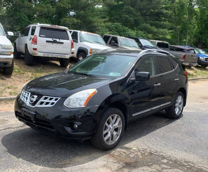 2013 Nissan Rogue for sale at CAR SPOT INC in Philadelphia PA