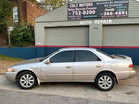 1999 Toyota Camry for sale at COLT MOTORS in Saint Louis MO