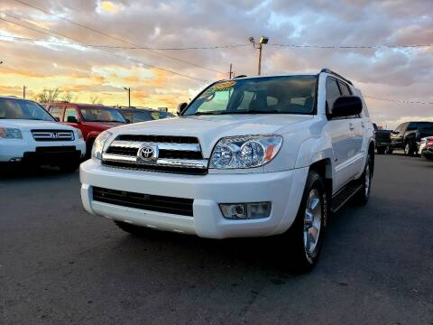 2005 Toyota 4Runner for sale at AUTO BARGAIN, INC. #2 in Oklahoma City OK