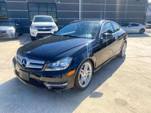 2014 Mercedes-Benz C-Class for sale at Eurospeed International in San Antonio TX