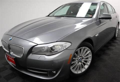2013 BMW 5 Series for sale at CarNova in Stafford VA