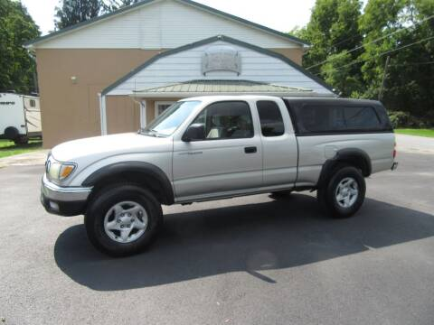 2003 Toyota Tacoma for sale at Honest Gabe Auto Sales in Carlisle PA