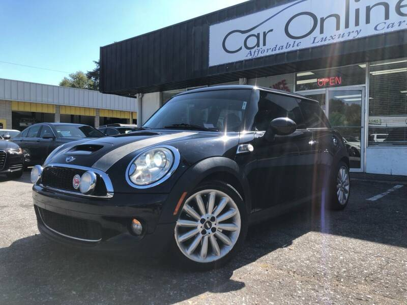 2010 MINI Cooper for sale at Car Online in Roswell GA
