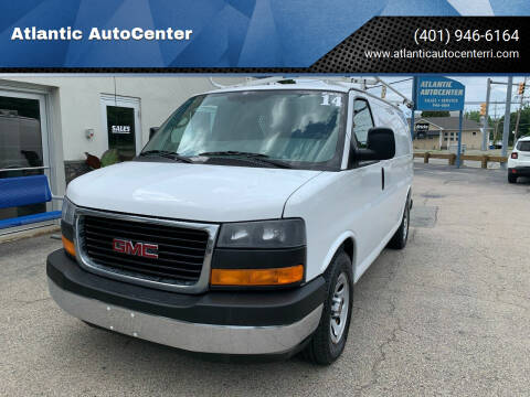 2014 GMC Savana Cargo for sale at Atlantic AutoCenter in Cranston RI