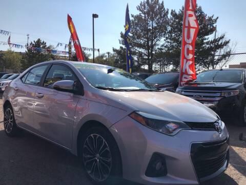 2015 Toyota Corolla for sale at Duke City Auto LLC in Gallup NM