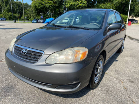 2006 Toyota Corolla for sale at Capital City Imports in Tallahassee FL