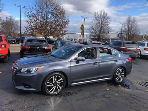 2017 Subaru Legacy for sale at BATTENKILL MOTORS in Greenwich NY