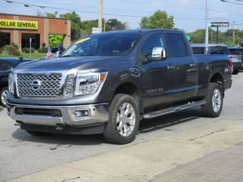 2016 Nissan Titan XD for sale at A & A IMPORTS OF TN in Madison TN