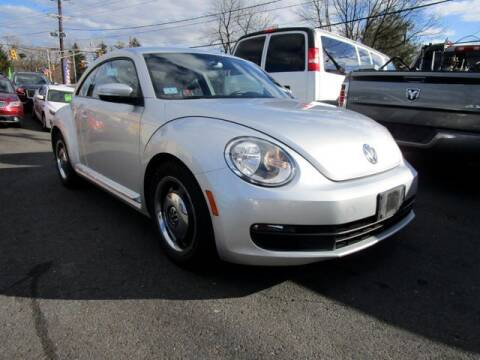 2012 Volkswagen Beetle for sale at American Auto Group Now in Maple Shade NJ