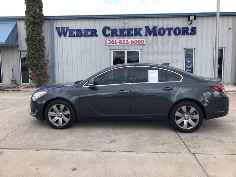 2016 Buick Regal for sale at Weber Creek Motors in Corpus Christi TX