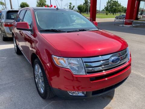2010 Ford Edge for sale at Auto Solutions in Warr Acres OK