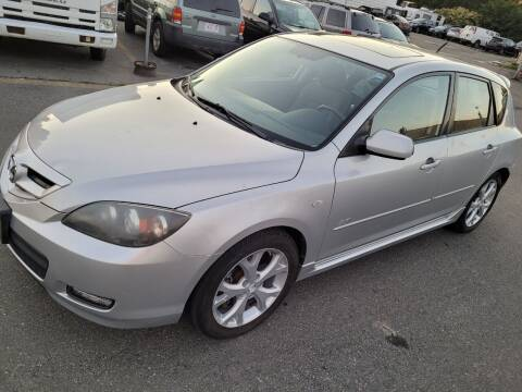 2007 Mazda MAZDA3 for sale at JG Motors in Worcester MA