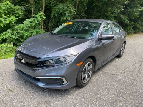 2020 Honda Civic for sale at Speed Auto Mall in Greensboro NC
