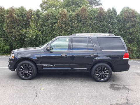 2015 Lincoln Navigator for sale at Feduke Auto Outlet in Vestal NY