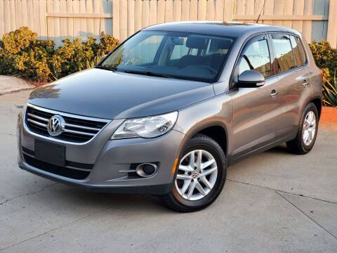 2011 Volkswagen Tiguan for sale at Gold Coast Motors in Lemon Grove CA