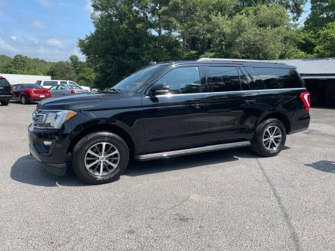 2018 Ford Expedition MAX for sale at Adairsville Auto Mart in Plainville GA