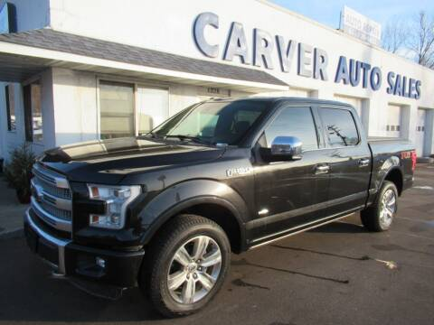 2015 Ford F-150 for sale at Carver Auto Sales in Saint Paul MN