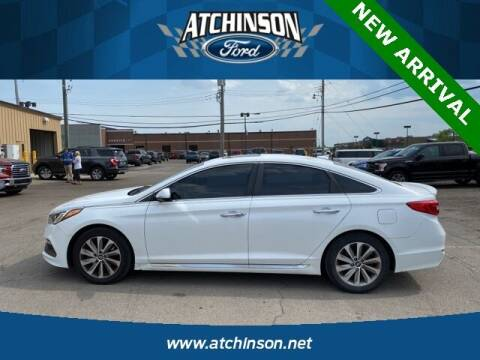 2016 Hyundai Sonata for sale at Atchinson Ford Sales Inc in Belleville MI