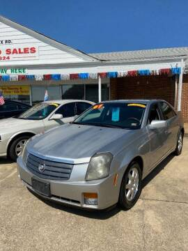 2007 Cadillac CTS for sale at Top Auto Sales in Petersburg VA