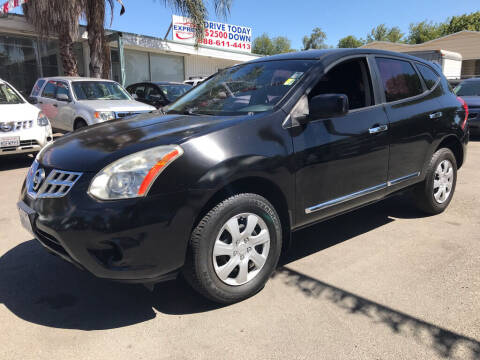 2013 Nissan Rogue for sale at EXPRESS CREDIT MOTORS in San Jose CA
