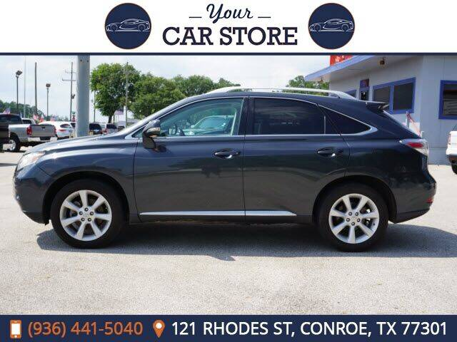2011 Lexus RX 350 for sale at Your Car Store in Conroe TX