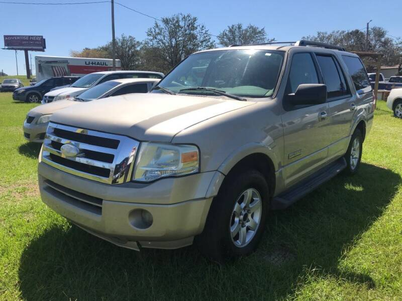 2008 Ford Expedition for sale at CARZ4YOU.com in Robertsdale AL