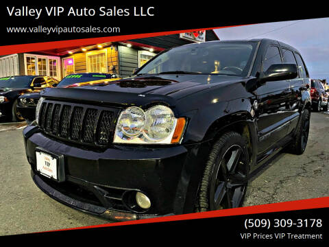 2007 Jeep Grand Cherokee for sale at Valley VIP Auto Sales LLC in Spokane Valley WA