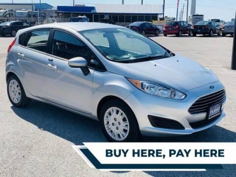 2018 Ford Fiesta for sale at Stanley Automotive Finance Enterprise - STANLEY CHRYSLER DODGE JEEP RAM GATESVILLE in Gatesville TX