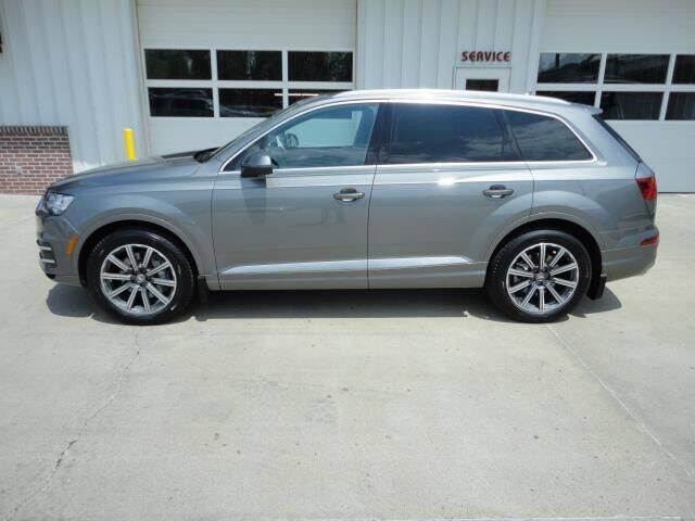 2017 Audi Q7 for sale at Quality Motors Inc in Vermillion SD