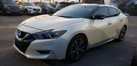 2016 Nissan Maxima for sale at Yep Cars in Dothan AL