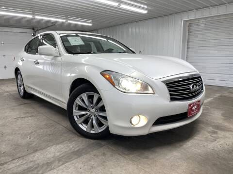 2011 Infiniti M56 for sale at Hi-Way Auto Sales in Pease MN