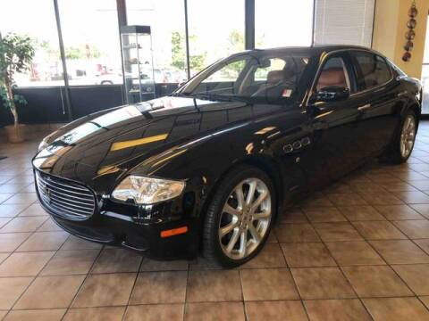 2005 Maserati Quattroporte for sale at Suzuki of Tulsa - Global car Sales in Tulsa OK