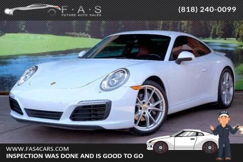 2017 Porsche 911 for sale at Best Car Buy in Glendale CA