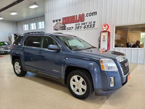 2012 GMC Terrain for sale at Kinsellas Auto Sales in Rochester MN
