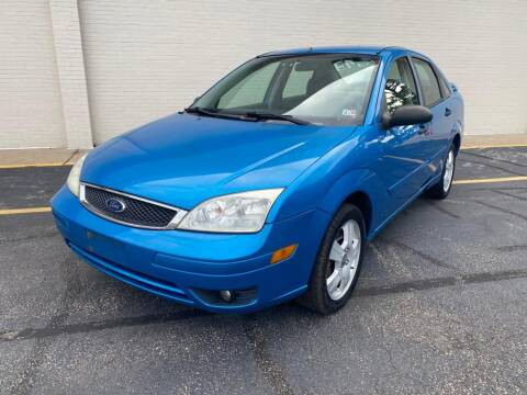 2007 Ford Focus for sale at Carland Auto Sales INC. in Portsmouth VA