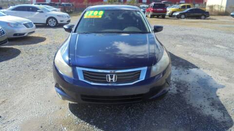 2010 Honda Accord for sale at Auto Mart - Moncks Corner in Moncks Corner SC