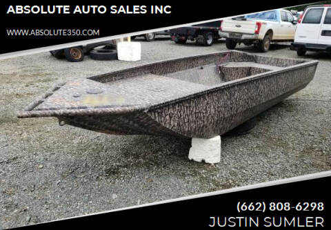2021 EDGE 753DB WACO for sale at ABSOLUTE AUTO SALES INC in Corinth MS