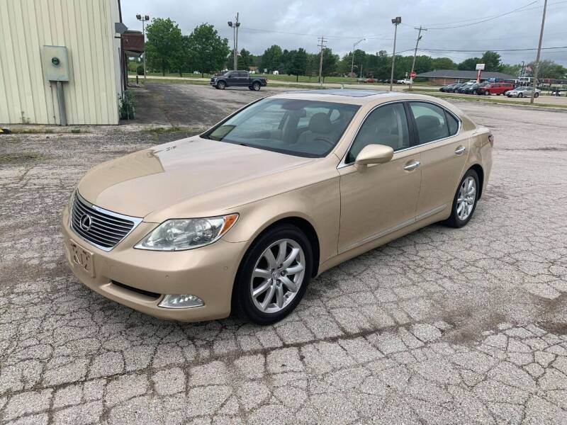 2009 Lexus LS 460 for sale at Brown's Truck Accessories Inc in Forsyth IL