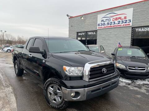2008 Toyota Tundra for sale at Auto Deals in Roselle IL