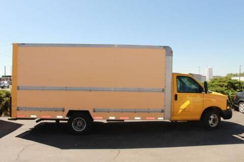 2009 GMC Savana Cutaway for sale at Epic Auto in Idaho Falls ID