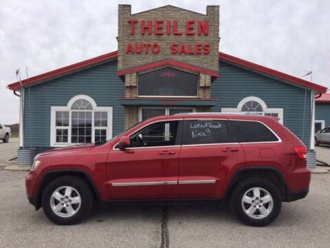 2011 Jeep Grand Cherokee for sale at THEILEN AUTO SALES in Clear Lake IA