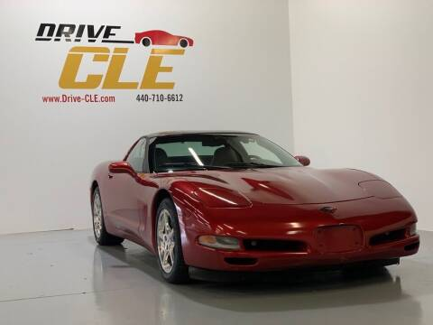 2000 Chevrolet Corvette for sale at Drive CLE in Willoughby OH