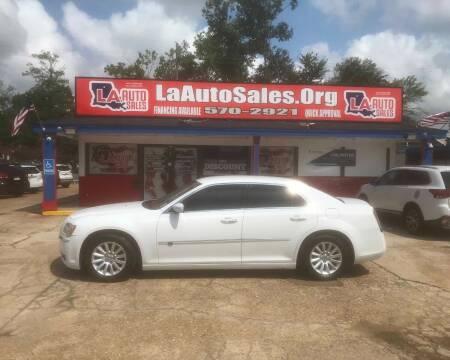 2014 Chrysler 300 for sale at LA Auto Sales in Monroe LA