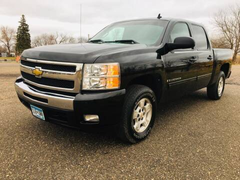 2009 Chevrolet Silverado 1500 for sale at MINNESOTA CAR SALES in Starbuck MN