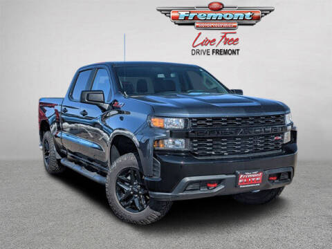 2019 Chevrolet Silverado 1500 for sale at Rocky Mountain Commercial Trucks in Casper WY