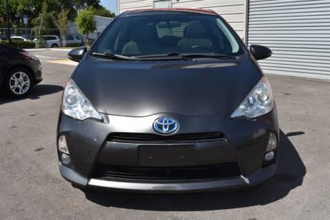 2014 Toyota Prius c for sale at Mix Autos in Orlando FL